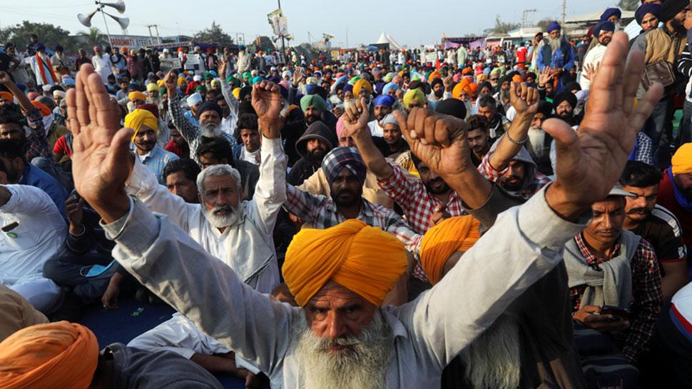 Farmers Protest LIVE: किसानों के Delhi कूच के मद्देनजर सुरक्षा के कड़े इंतजाम, दिल्ली-UP बॉर्डर सील