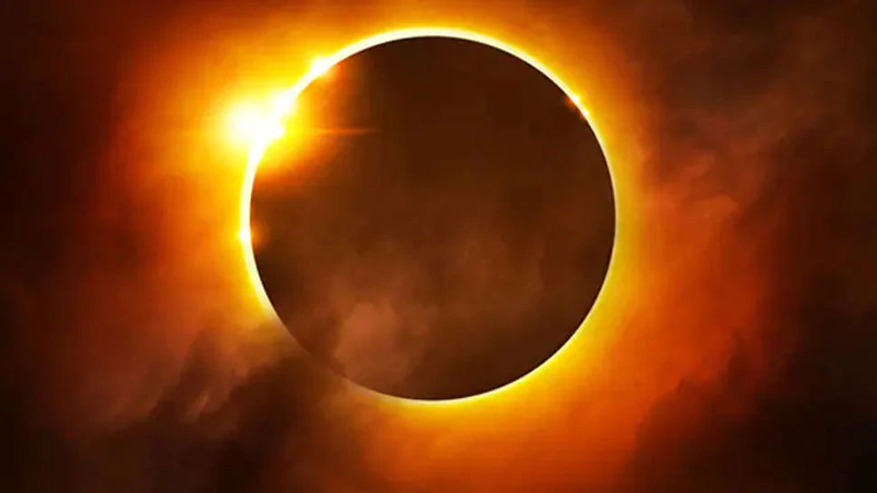 Last Solar Eclipse Effect on India