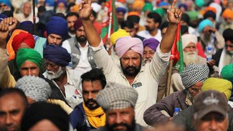 Farmers Protest: सिंघु बॉर्डर पर किसानों की भूख हड़ताल आज, केजरीवाल भी करेंगे उपवास