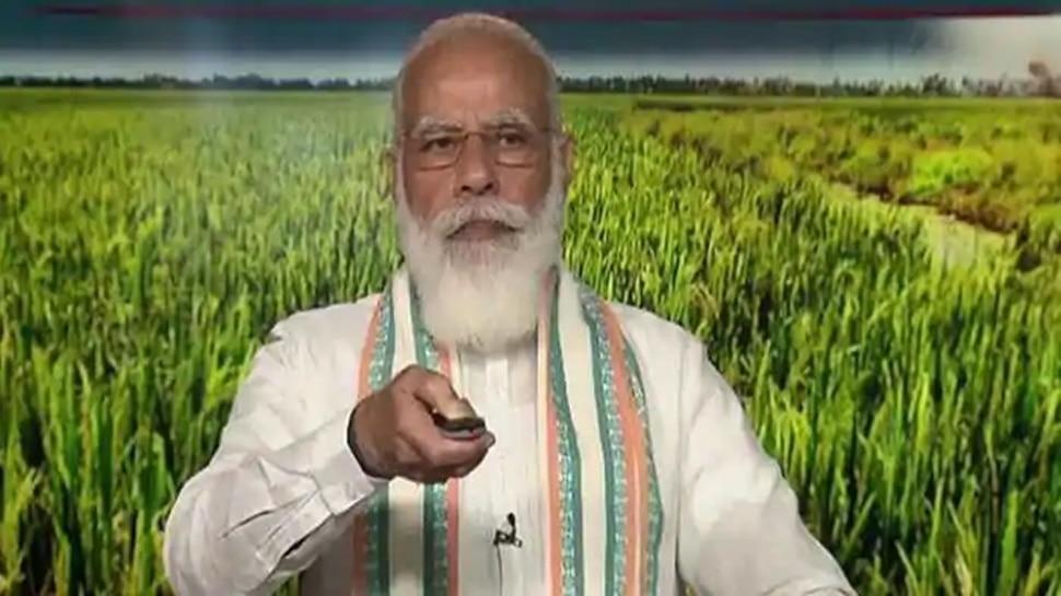 Farmers Protest: दिल्ली में चल रहे आंदोलन के बीच आज गुजरात के किसानों से मिलेंगे PM मोदी