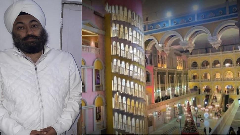 बाइक घोटाले में पुलिस की बड़ी कार्रवाई, वेनिस मॉल का मालिक सुरेंद्र सिंह भसीन गिरफ्तार