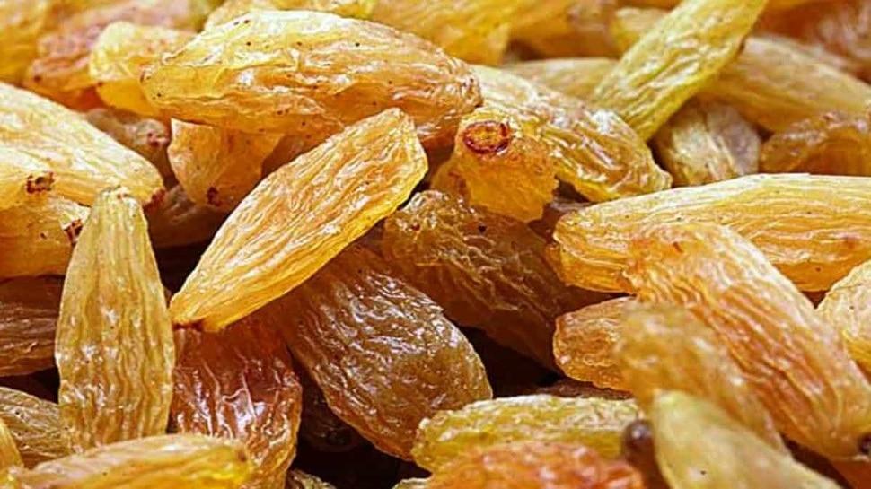 Consume Raisins
