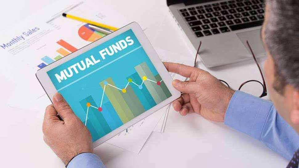 Changes in Mutual funds investment