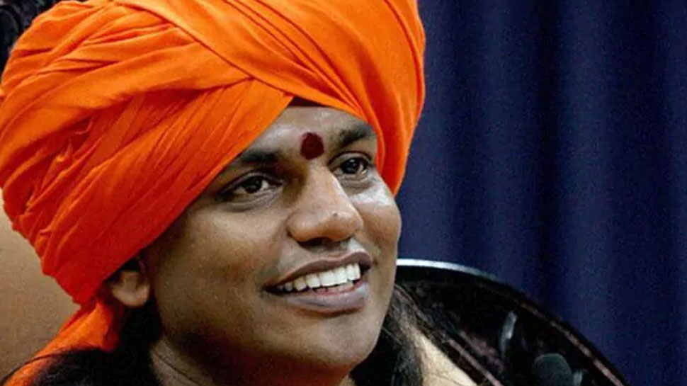 Fugitive Godman Nithyananda announces visa flight service to his country kailaasa