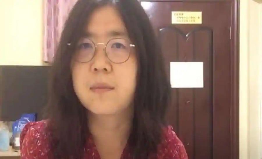 Corona पर चीन की आलोचना करने वालीं पत्रकार Zhang Zhan के खिलाफ चलेगा केस, मई से हैं हिरासत में