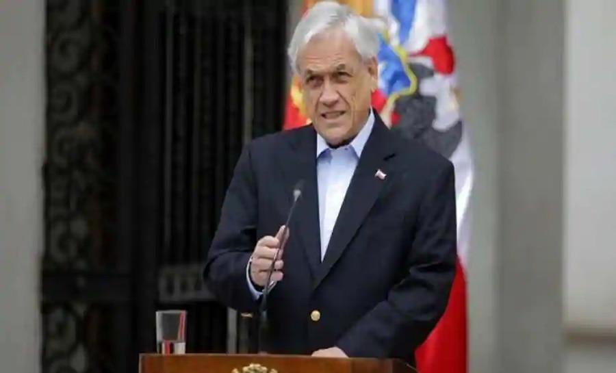 Chile के राष्ट्रपति ने बिना MASK महिला के साथ खिंचवाई फोटो, अब भरना होगा ढाई लाख का जुर्माना