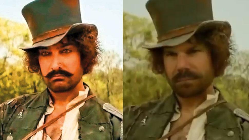 Aamir Khan के अवतार में नजर आए David Warner, वीडियो देखकर हंसने पर मजबूर हो जाएंगे आप