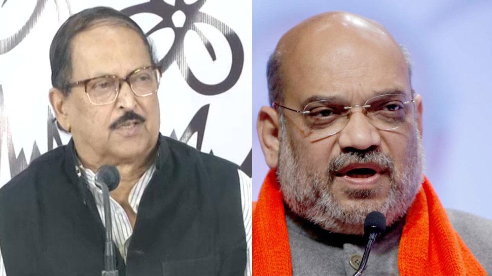 Amit Shah पर Trinamool Congress के नेताओं के हमले तेज, कहा- 'Mamata Banerjee दलबदलू नहीं'