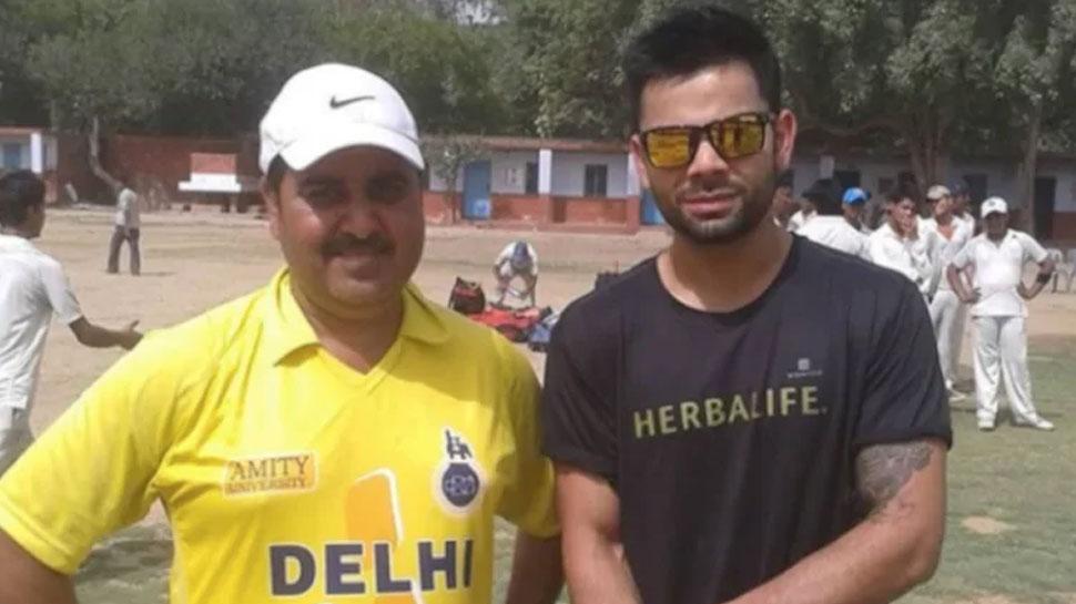 Virat Kohli के बचपन के गुरु Rajkumar Sharma बने Delhi Ranji Team के Head Coach