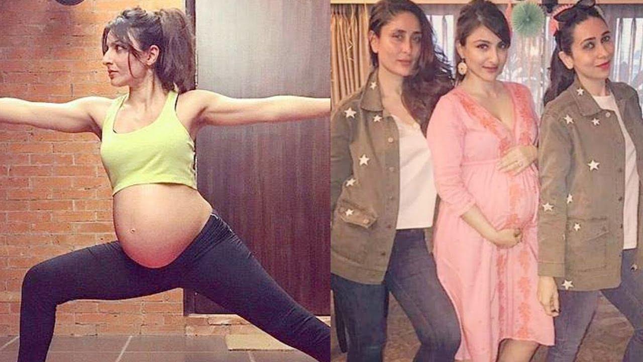 Soha Ali Khan pregnancy
