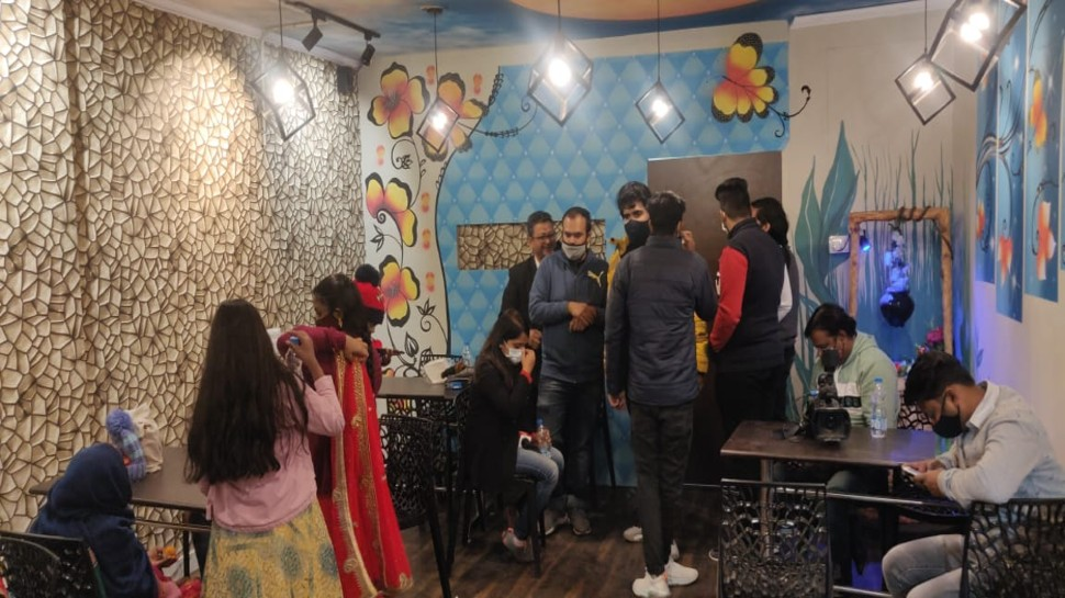 This is how the new Baba ka Dhaba looks now