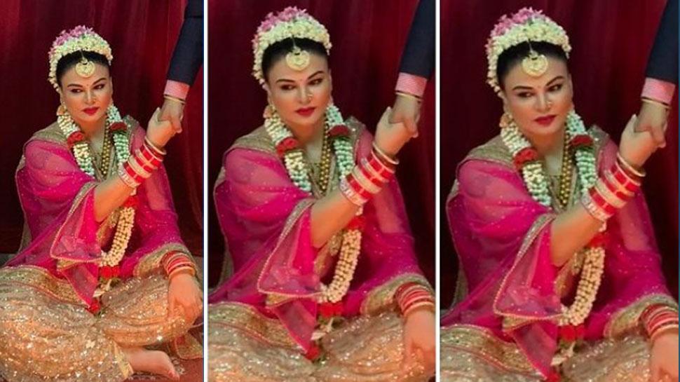 खत्म हुई लुका छिपी! सामने आए Rakhi Sawant के पति Ritesh, शादी के बारे में कही ये बात