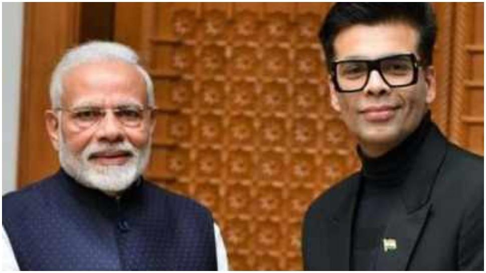PM Modi को टैग करते हुए Karan Johar ने किया एपिक सीरीज का एलान, जानिए क्या है खास?