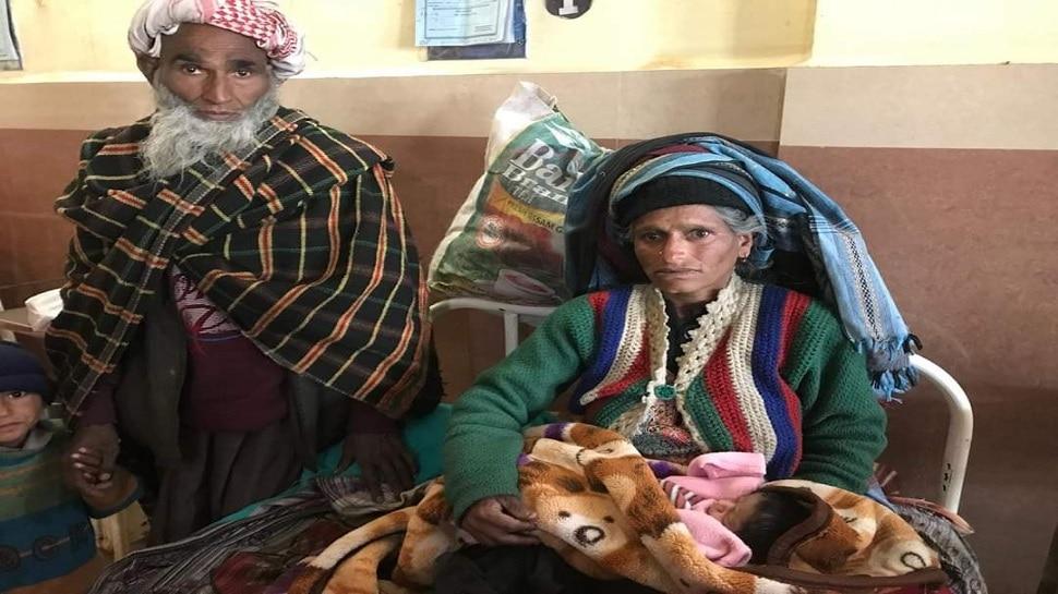 Jammu & Kashmir: 65 साल की उम्र में मां बनी महिला, 80 वर्षीय पति ने बताई सारी बात
