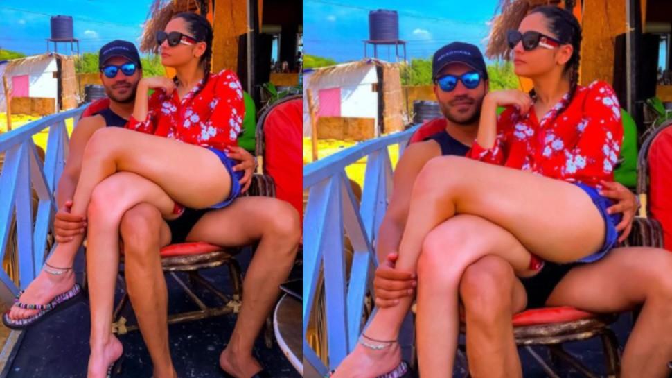 बॉयफ्रेंड Vicky Jain की गोद में बैठी दिखीं Ankita Lokhande, फैंस बोले- 'Not Interested'