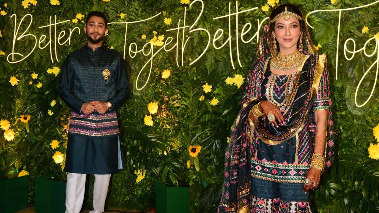 Gauahar Khan Sangeet Ceremony Photos