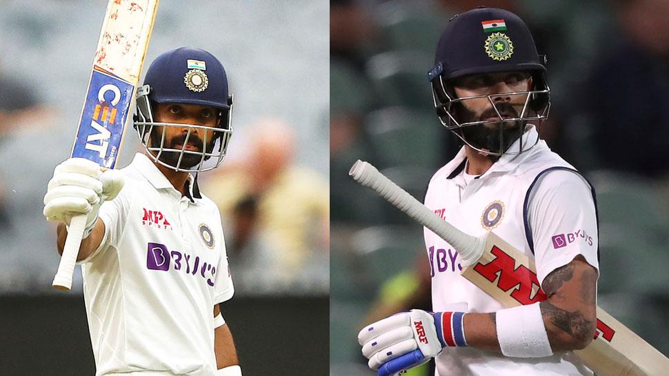 Boxing Day Test: Ajinkya Rahane ने की शानदार बल्लेबाजी, तो Virat Kohli हो गए ट्रोल