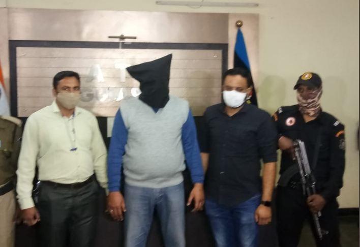 गुजरात ATS की बड़ी उपलब्धि, दाऊद का करीबी झारखंड से गिरफ्तार