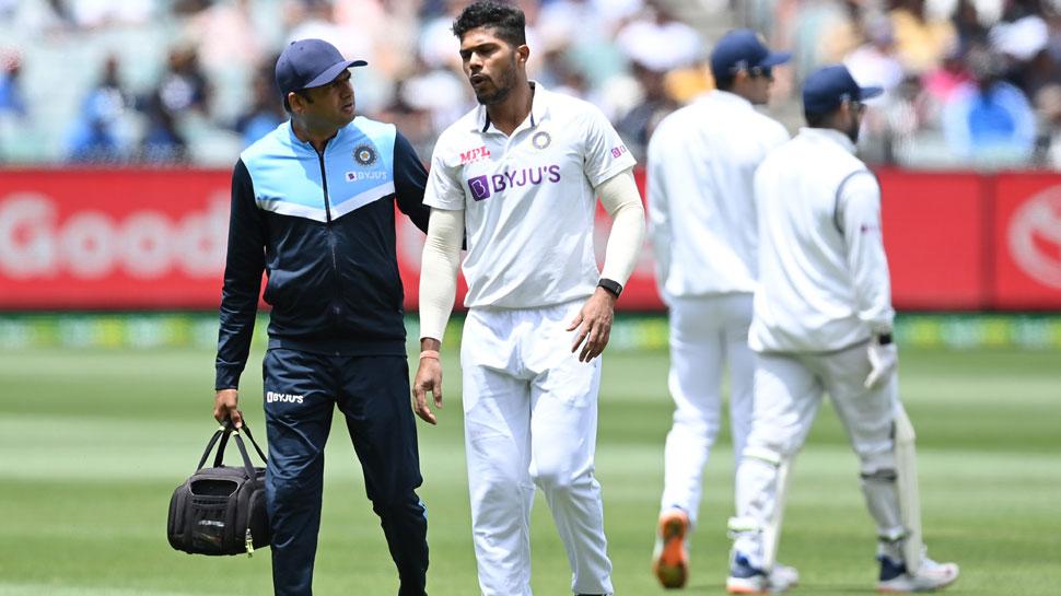 IND vs AUS: Sydney Test में Umesh Yadav के खेलने पर सस्पेंस,  T Natarajan कर सकते हैं डेब्यू