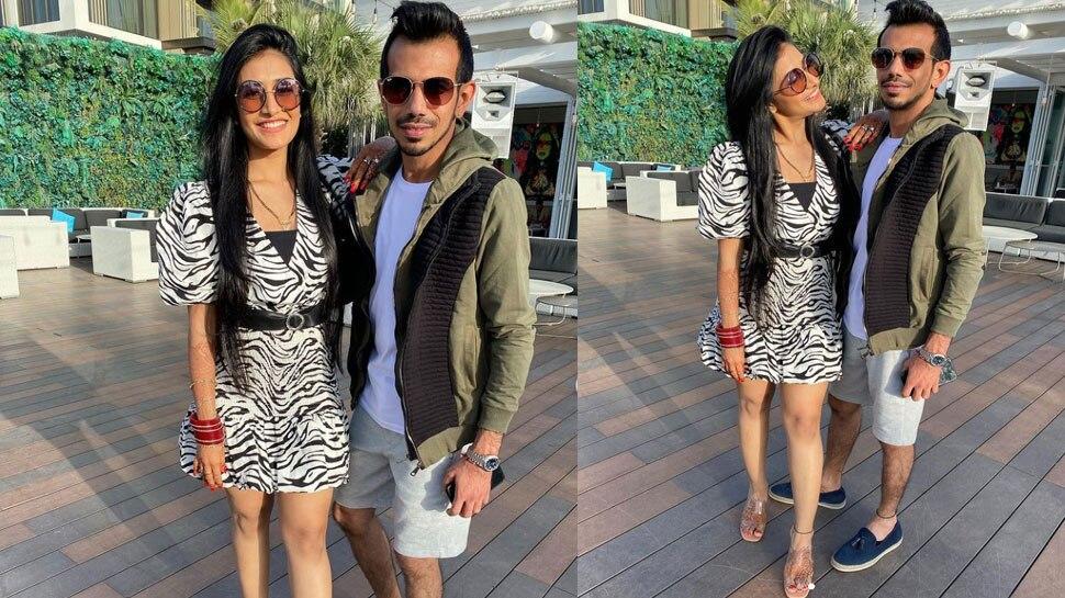 Honeymoon पर Dhanashree Verma को Yuzvendra Chahal ने दिया ये खास गिफ्ट, PHOTO VIRAL