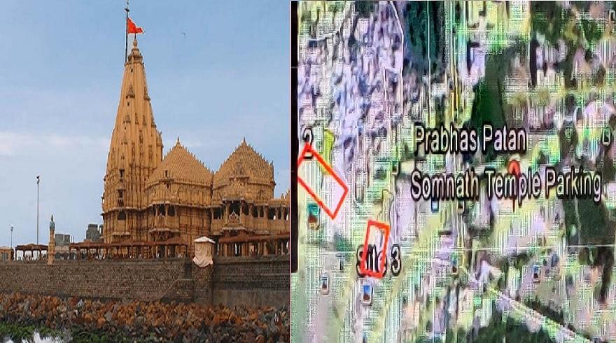 Gujarat: ऐतिहासिक खोज, सोमनाथ मंदिर के नीचे मिली 3 मंजिला इमारत
