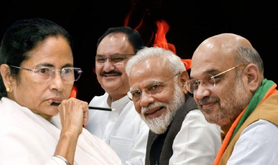 BJP का मिशन बंगाल: ममता दीदी क्या लगा पाएंगी हैट्रिक?