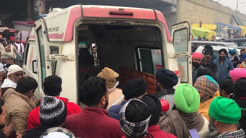 Farmer Suicide: Delhi-UP Border पर किसान ने की आत्महत्या, सीमा पर ही अंतिम संस्कार की जताई इच्छा