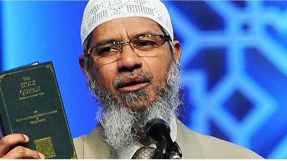 Zakir Naik ने किया पाकिस्तान में मंदिर तोड़ने का समर्थन, बोला- इस्लामिक देश में इजाजत नहीं