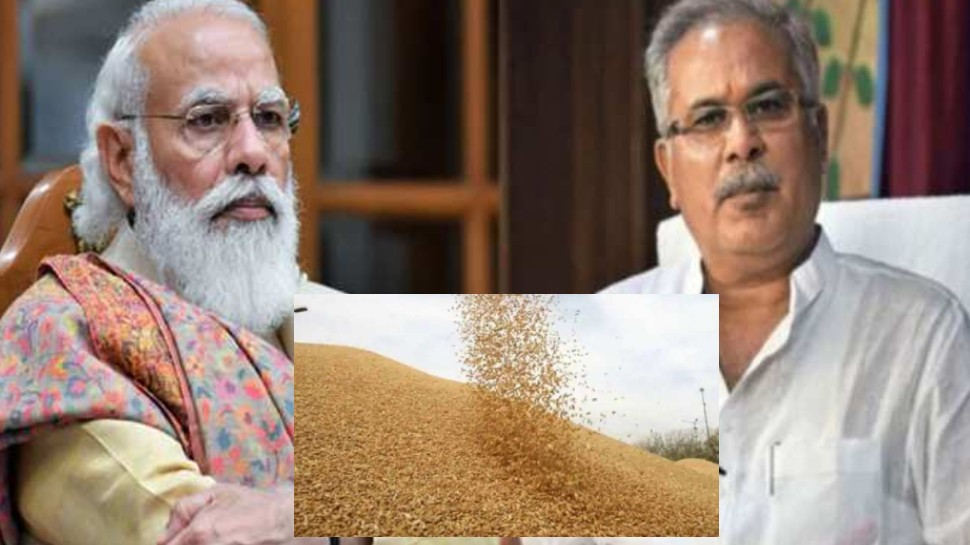 खुशखबरी: छत्तीसगढ़ से 24 लाख मीट्रिक टन चावल खरीदेगी केंद्र सरकार, CM भूपेश बघेल ने कही ये बात