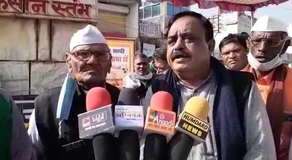 किसान नेता पर FIR: मोहन भागवत और RSS हेडक्वॉर्टर को लेकर दी थी ये धमकी