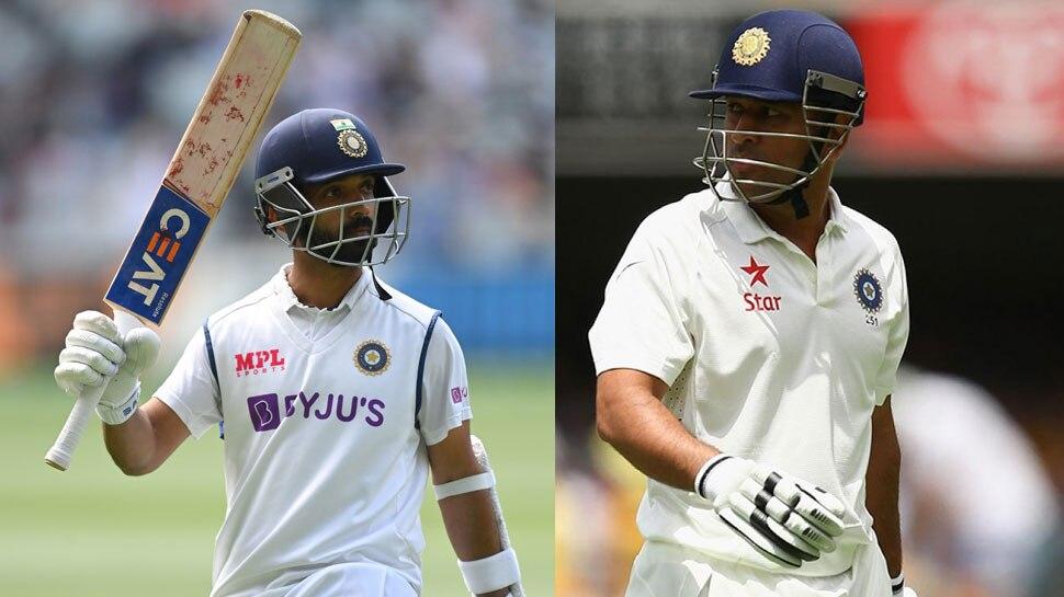 IND vs AUS: Sydney Test में MSDhoni के इस रिकॉर्ड की बराबरी कर सकते हैं Ajinkya Rahane