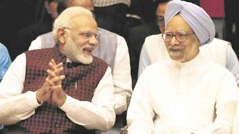 नरेंद्र मोदी ने PM का पद हासिल किया, मनमोहन सिंह को ऑफर किया गया: प्रणब मुखर्जी