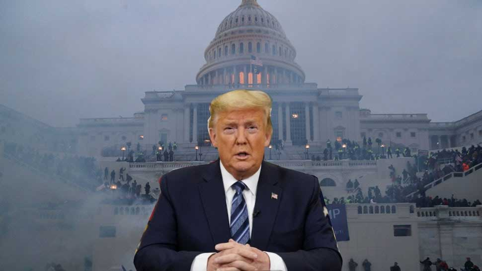 US: हिंसा के बाद लगी इस्तीफों की झड़ी, Donald Trump के खिलाफ महाभियोग लाने की तैयारी में डेमोक्रेट्स सीनेटर