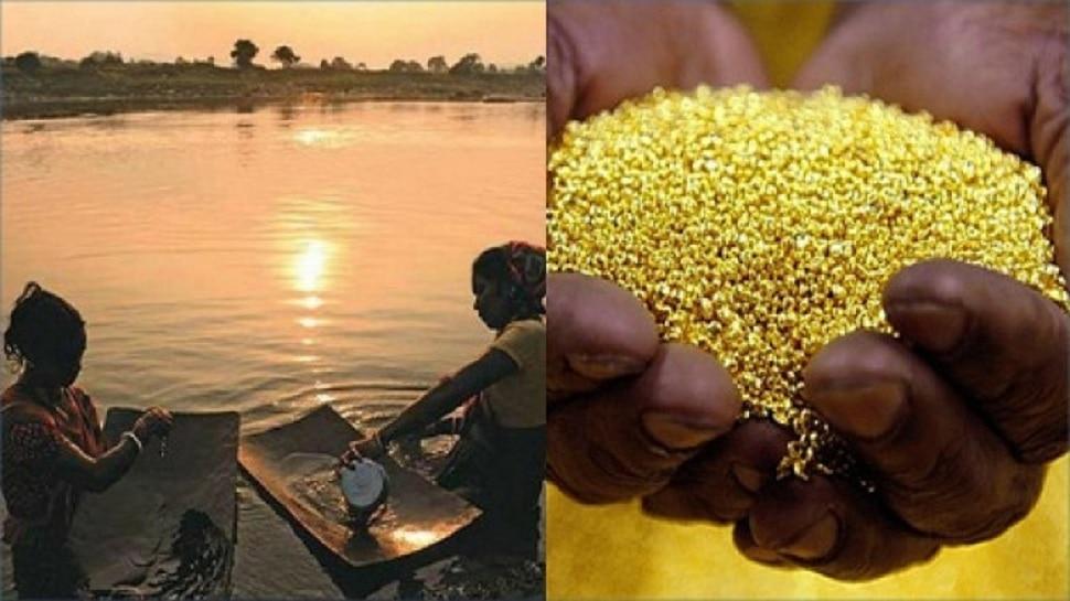 ajab-jankari-swarn-rekha-nadi-gold-स्वर्ण रेखा नदी