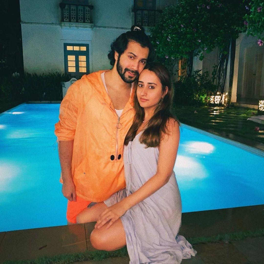 Varun Natasha getting married