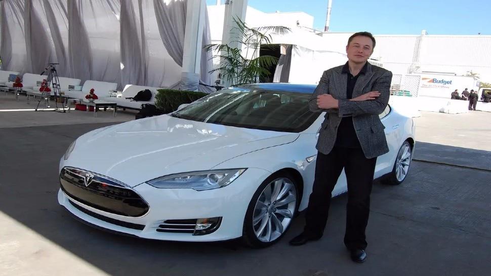 Tesla registered in Bengaluru