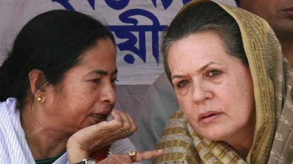 TMC ने की BJP के खिलाफ साथ देने की मांग, कांग्रेस ने दी पार्टी में शामिल होने की सलाह