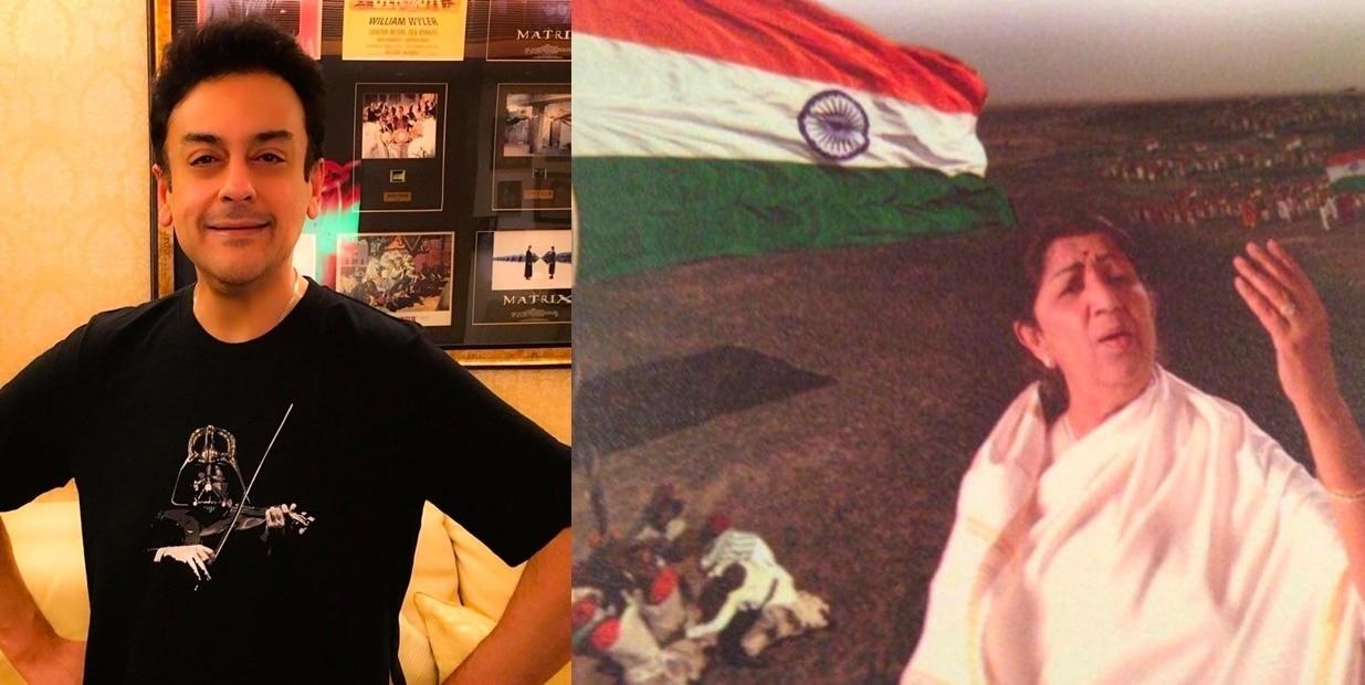 Lata Mangeshkar को ओवररेटेड बताने वाले ट्रोलर को Adnan Sami ने लगाई लताड़, मिला Bollywood का सपोर्ट