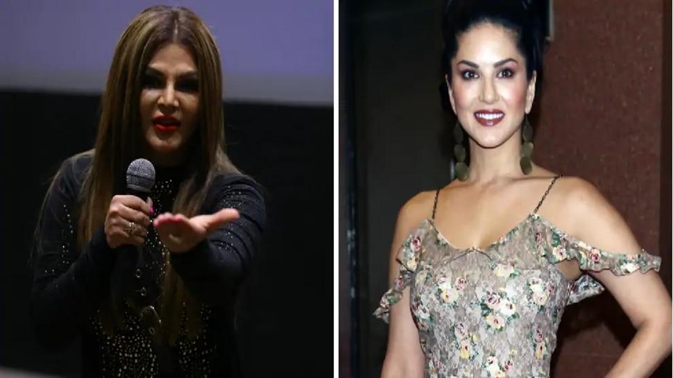 जब Rakhi Sawant से हजम नहीं हुई सनी लियोनी की तारीफ, कहा- 'मैं पॉर्न स्टार बन रही हूं'