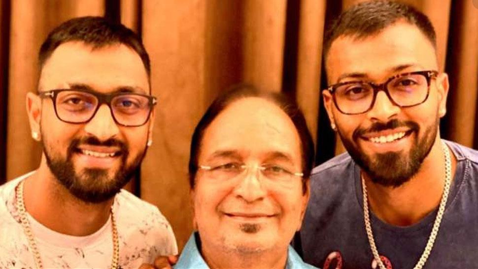 Hardik Pandya Father Death: दिल का दौड़ा पड़ने से हार्दिक पांड्या के पिता का निधन, Krunal Pandya ने छोड़ा टूर्नामेंट