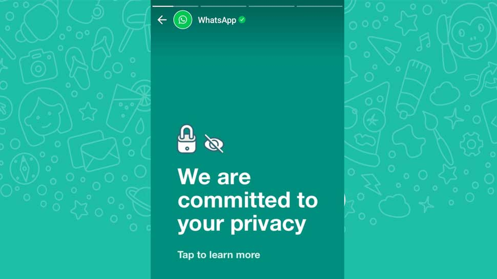 Committed to the privacy of users