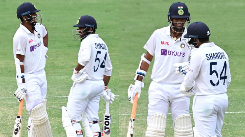 India vs Australia 4th Test: Washington Sundar और Shardul Thakur बने मसीहा, Sehwag ने कहा Dabanng