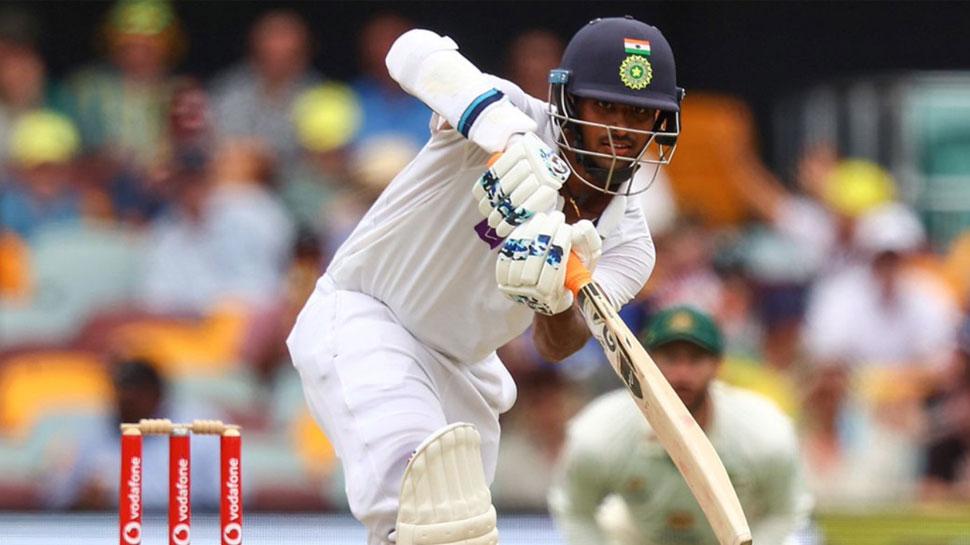 India vs australia Brisbane test: Washington Sundar equals 72 years old  record of Dattu Phadkar | India vs Australia 4th Test: Washington Sundar ने  की 72 साल पुराने रिकॉर्ड की बराबरी, बने