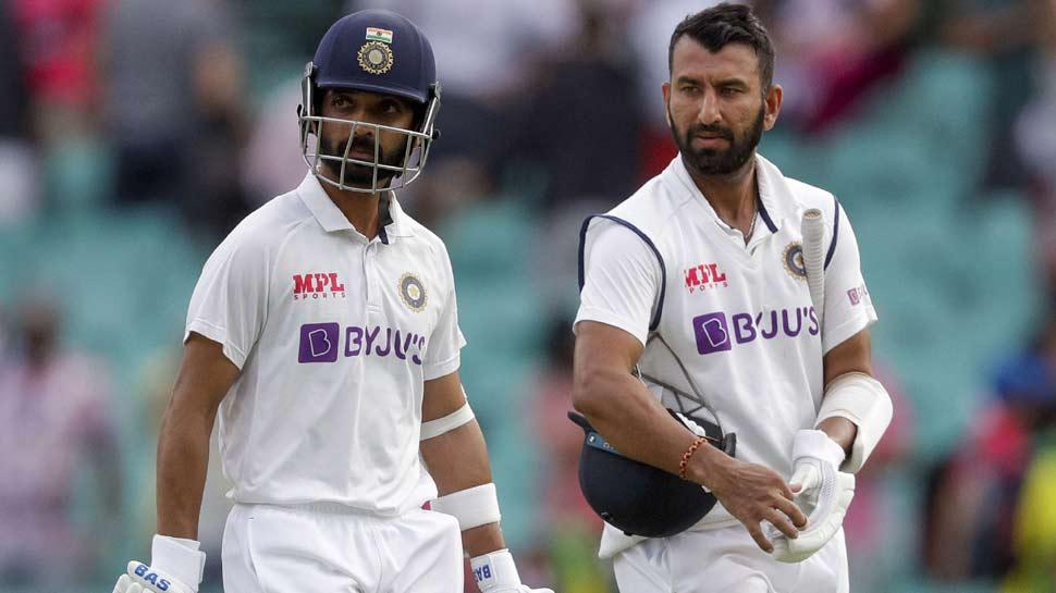 IND vs AUS: सिर्फ Ajinkya Rahane और Cheteshwar Pujara रहे लकी, सीरीज के चारों टेस्ट खेले