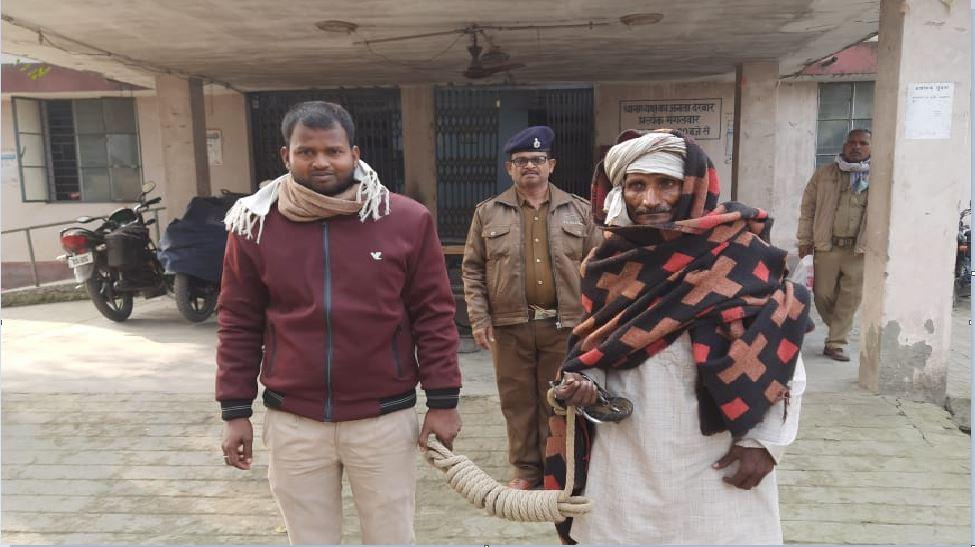 बगहा: नाबालिग गूंगी लड़की से रेप मामले में आरोपी पड़ोसी गिरफ्तार, मां ने की थी शिकायत