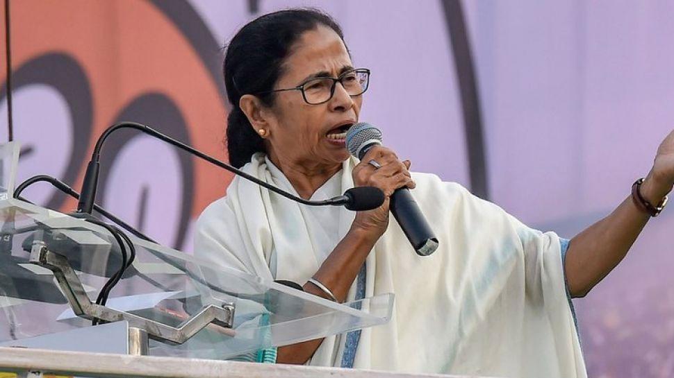 Mamta will Contest from Nandigram   नंदीग्राम से ताल ठोकेंगी ममता बनर्जी    देश
