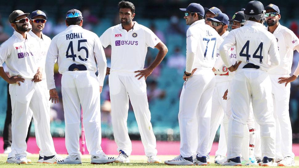 Team India Fighting spirit