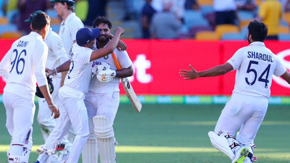 IND VS AUS: ब्रिस्बेन में टीम इंडिया की ऐतिहासिक जीत, BCCI ने 5 करोड़ के इनाम का किया ऐलान