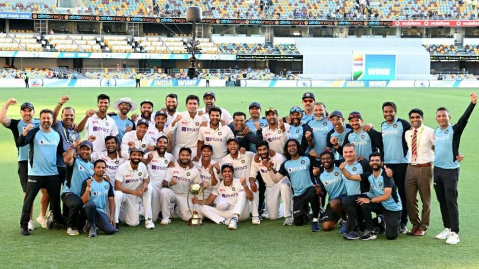 IND VS AUS: PM Modi से लेकर Virat Kohli तक, पूरा देश टीम इंडिया की जीत का मना रहा है जश्न