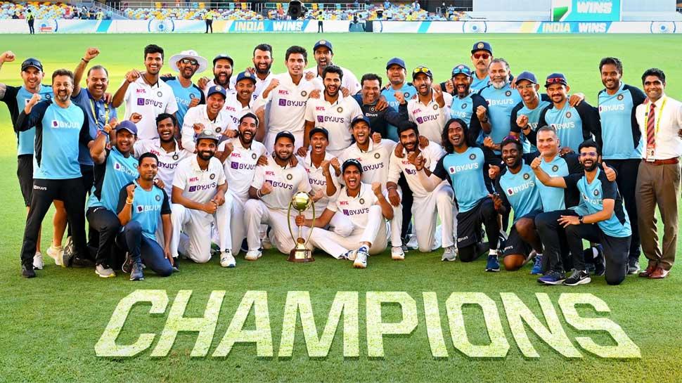 Ind vs Aus: टीम इंडिया ने तोड़ा 70 साल पुराना रिकॉर्ड, Brisbane में दर्ज की सबसे बड़ी जीत